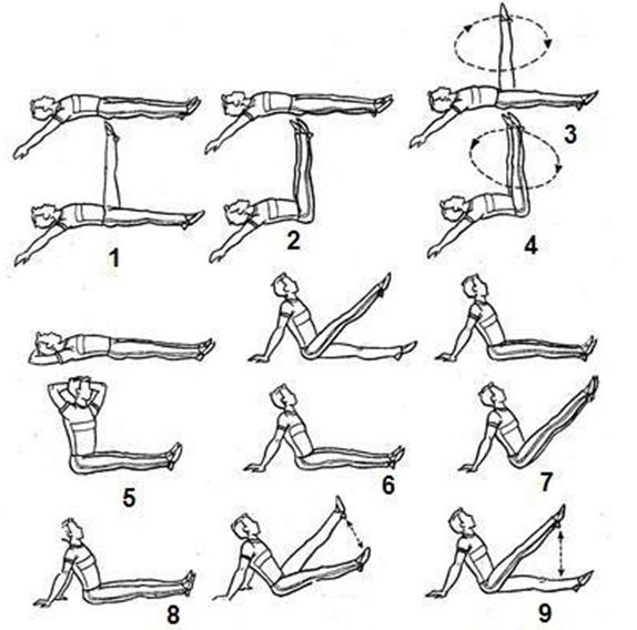 Как Похудеть В Домашних Условиях С Картинками. Эффективные тренировки для похудения