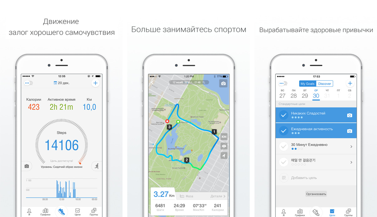 Лучшие Приложения Для Похудения На Айфон. Диета с iPhone: 5 приложений для похудения