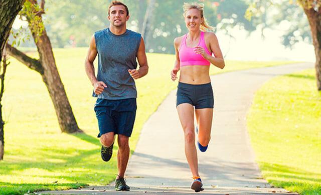 Самое эффективное похудение бег
