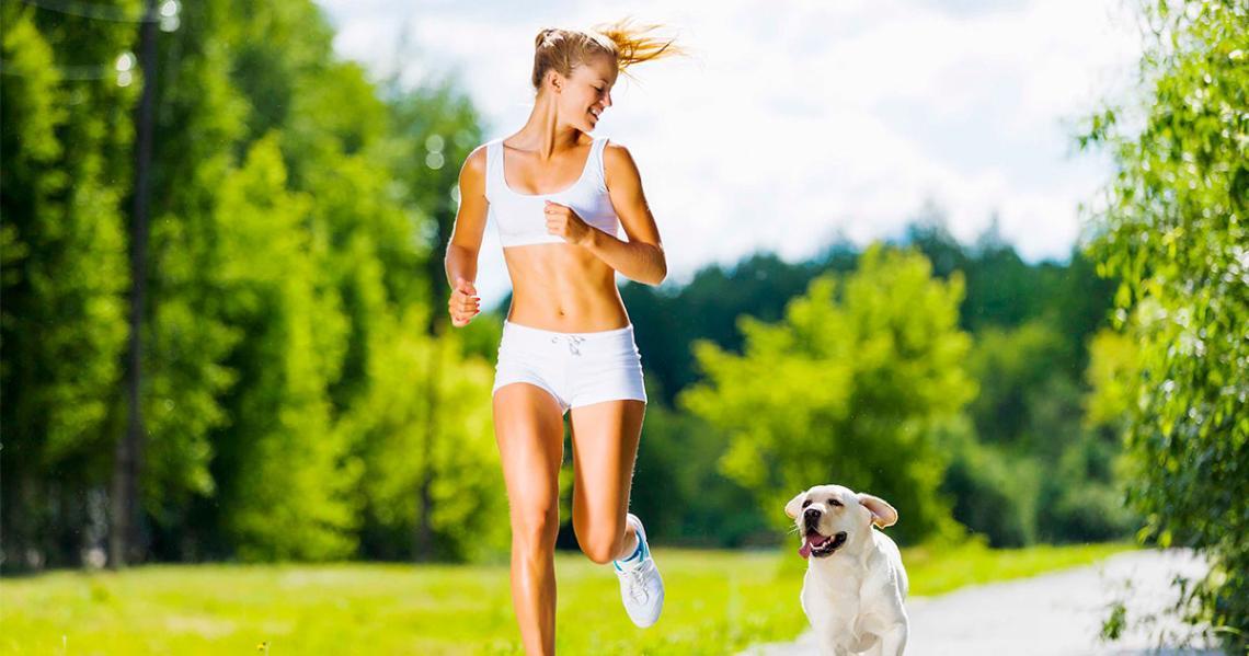 в какое время бегать для похудения
