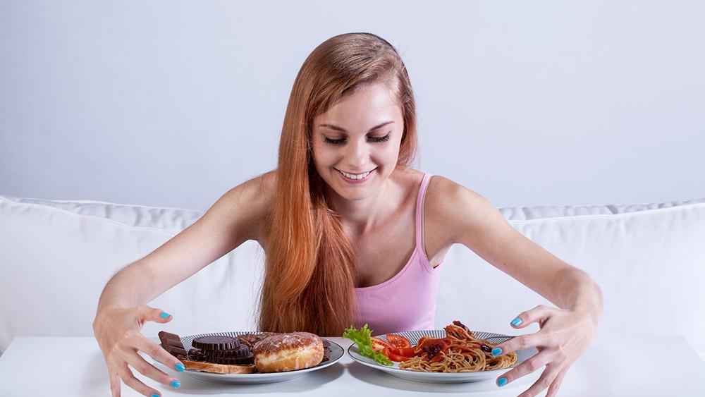 Если подросток хочет похудеть
