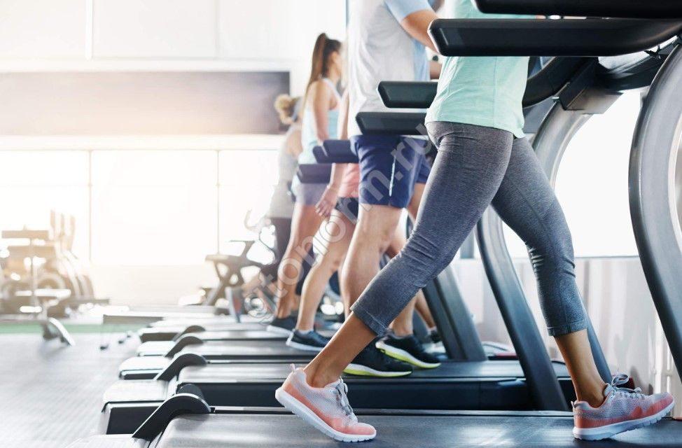 беговая дорожка помогает похудеть