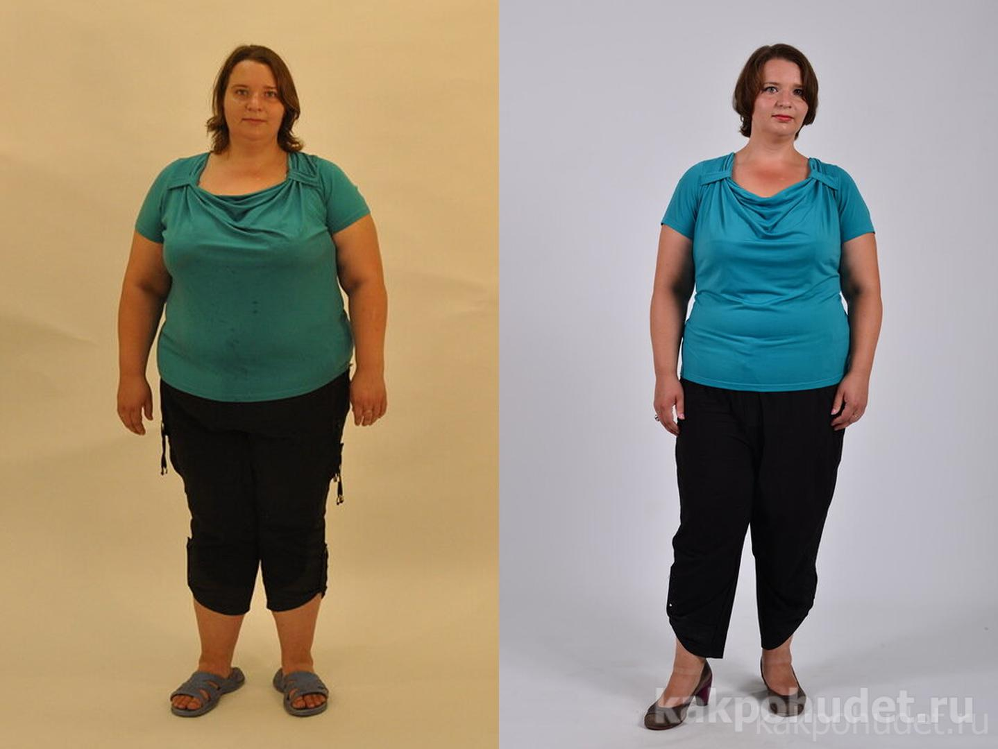 Простая история о похудении