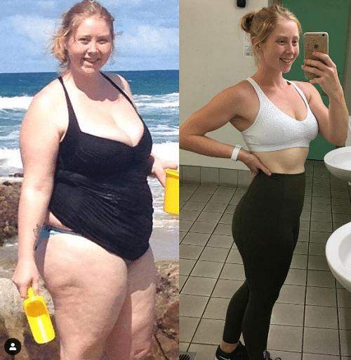 Истории Об Похудении. 17 реальных историй фантастического похудения с фото до и после