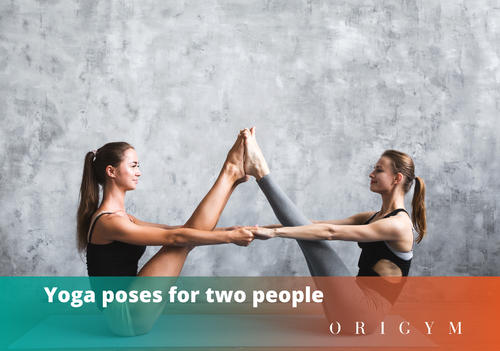 Yoga Poses for Two People banner image