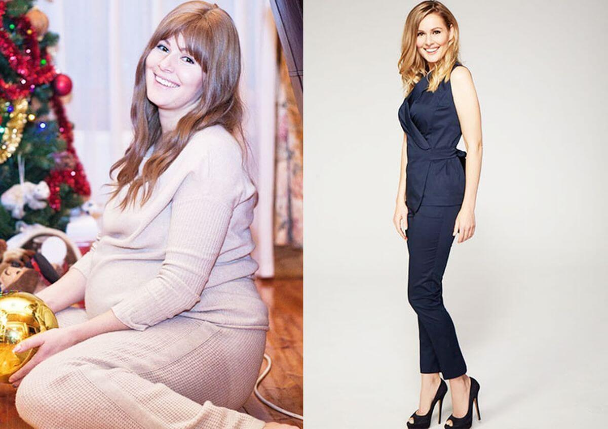 Звезды Похудели После Родов. До и после: звезды, которые поправились после родов и не торопятся худеть