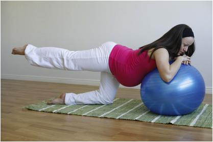 exercises for pregnant first trimester