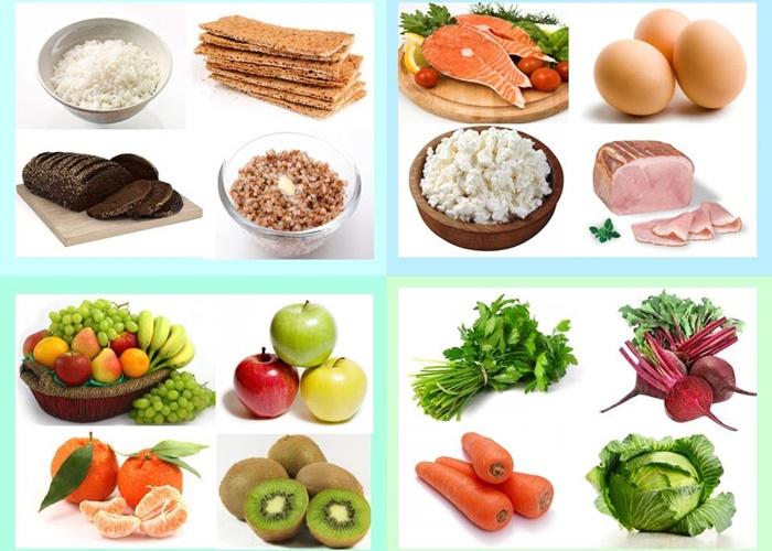 Продукты для здорового похудения