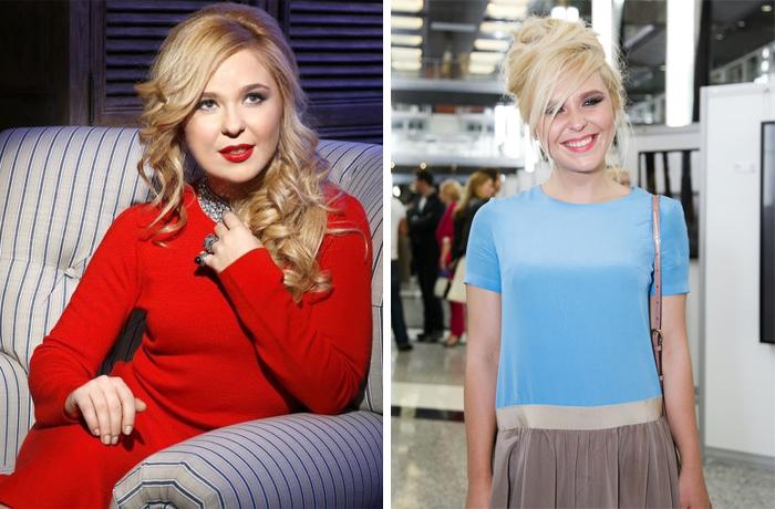 Певица пелагея до похудения и после фото