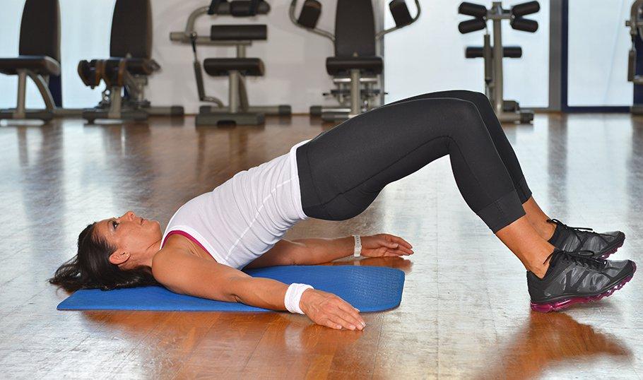 Сбросьте вес с помощью упражнений