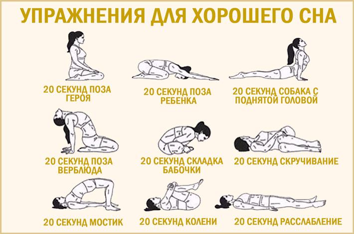 Тренировка Ночью Для Похудения.